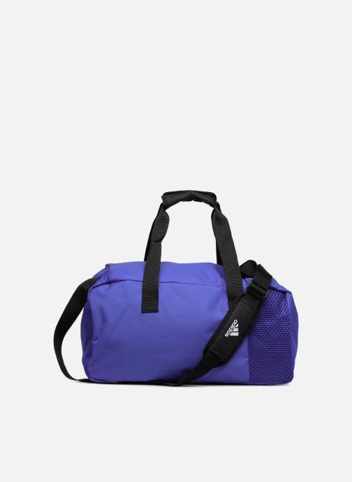 Sports bags adidas performance TIRO DU S Blue front view
