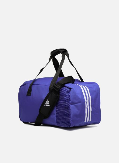 Sports bags adidas performance TIRO DU S Blue view from the right