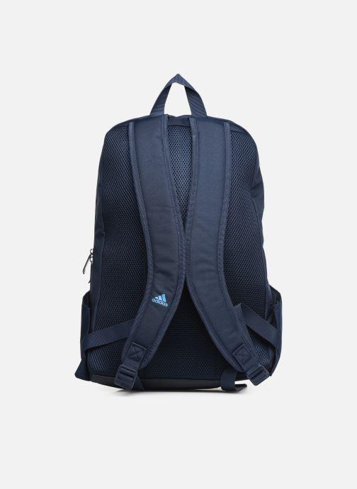 Zaini adidas performance PARKHOOD BOS Azzurro immagine frontale