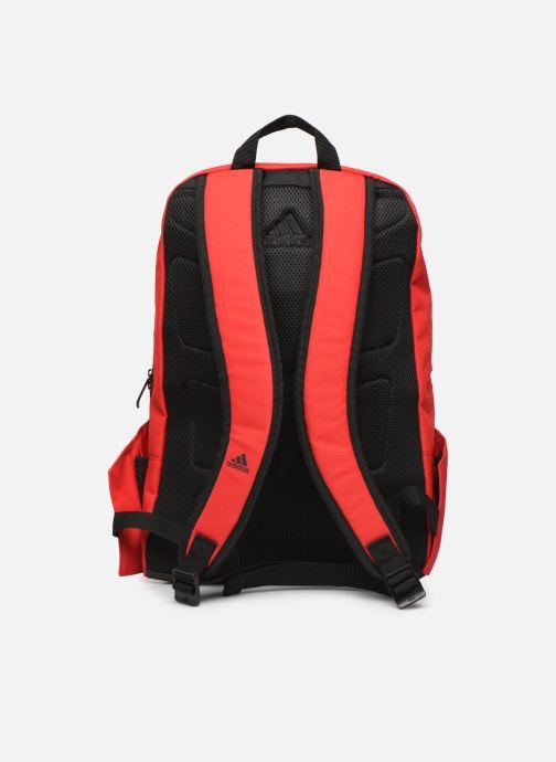 Mochilas adidas performance PARKHOOD BOS Rojo vista de frente