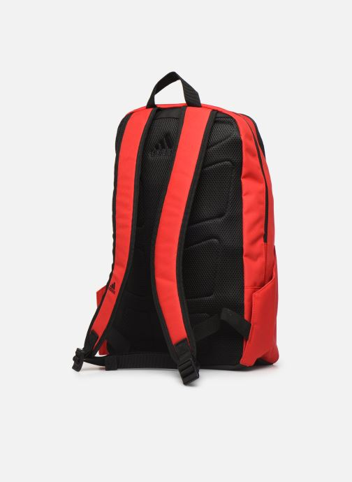Rucksacks adidas performance PARKHOOD BOS Red view from the right
