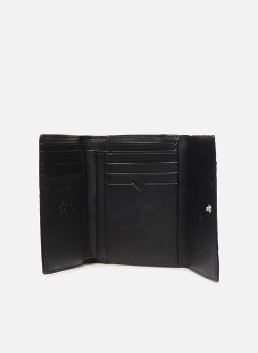 Petite Maroquinerie Karl Lagerfeld k/city medium wallet paris Rouge vue derrière
