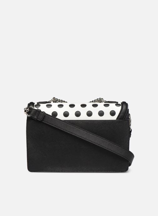 Sacs à main Karl Lagerfeld k/klassik special dots sb Blanc vue face