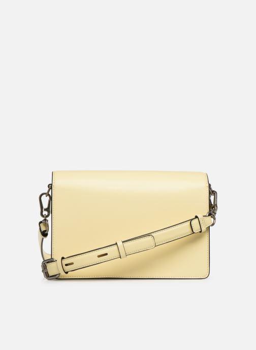 Sacs à main Karl Lagerfeld k/signature shoulderbag Jaune vue face