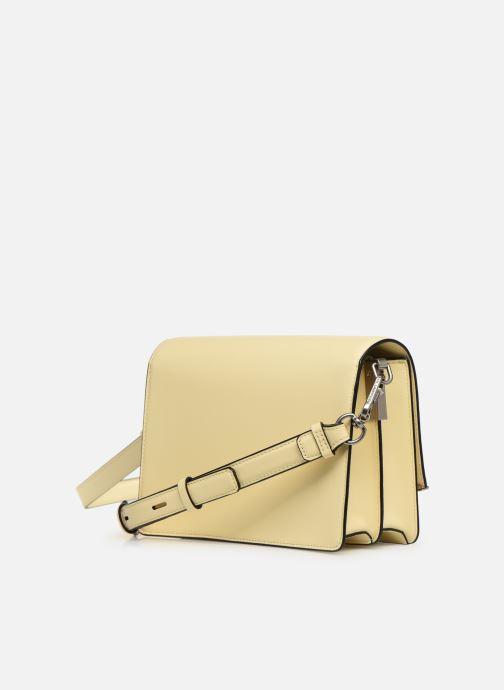 Handtassen Karl Lagerfeld k/signature shoulderbag Geel rechts