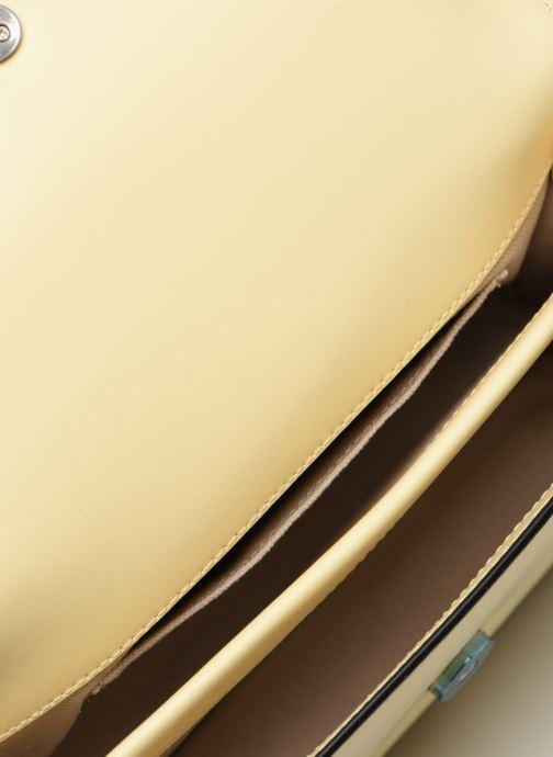 Handtassen Karl Lagerfeld k/signature shoulderbag Geel achterkant