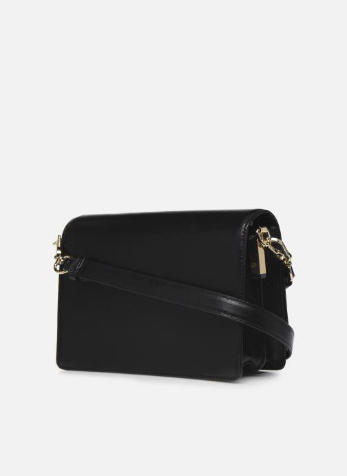 Sacs à main Karl Lagerfeld k/signature shoulderbag Noir vue droite