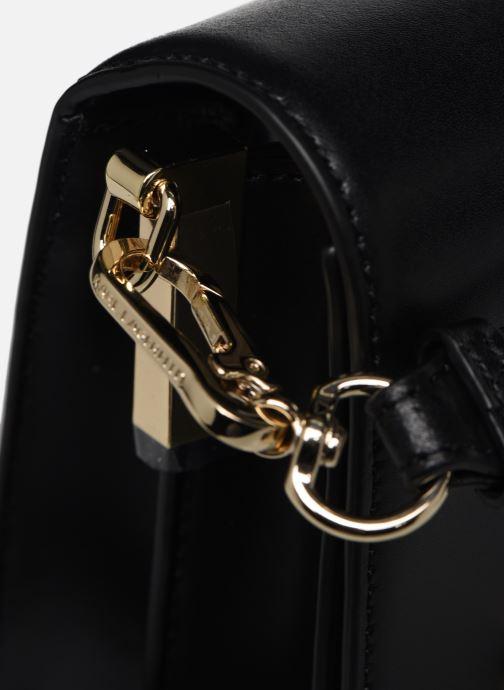 Sacs à main Karl Lagerfeld k/signature shoulderbag Noir vue gauche