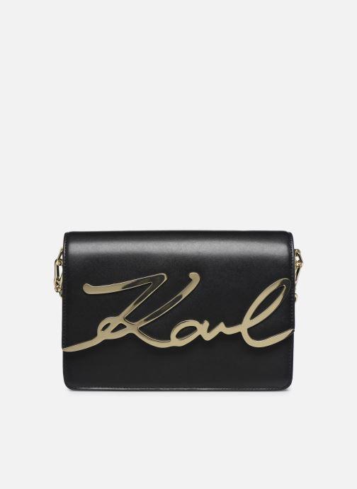 Sacs à main Karl Lagerfeld k/signature shoulderbag Noir vue détail/paire