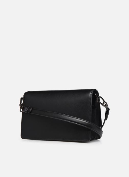 Bolsos de mano KARL LAGERFELD k/signature shoulderbag Negro vista lateral derecha