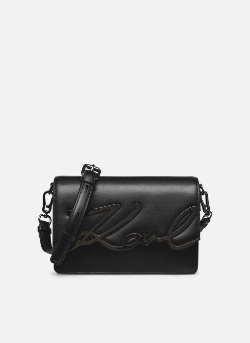 Bolsos de mano KARL LAGERFELD k/signature shoulderbag Negro vista de detalle / par