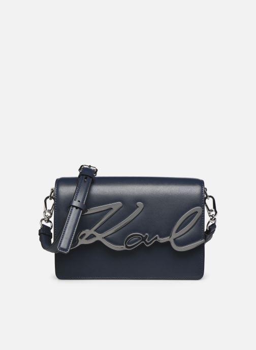 Sacs à main Karl Lagerfeld k/signature shoulderbag Bleu vue détail/paire