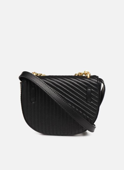 Bolsos de mano Karl Lagerfeld k/signature quilted bumbag Negro vista de frente