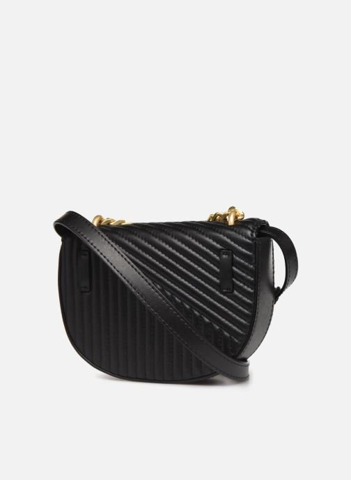 Bolsos de mano Karl Lagerfeld k/signature quilted bumbag Negro vista lateral derecha