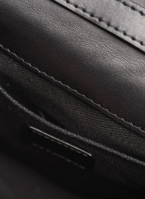 Sacs à main Karl Lagerfeld k/signature quilted bumbag Noir vue derrière