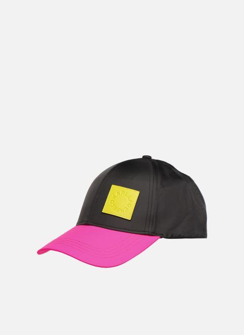 Casquettes KARL LAGERFELD k/neon cap Rose vue détail/paire
