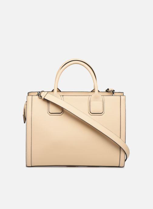 Handtassen Karl Lagerfeld k/klassik tote Roze voorkant