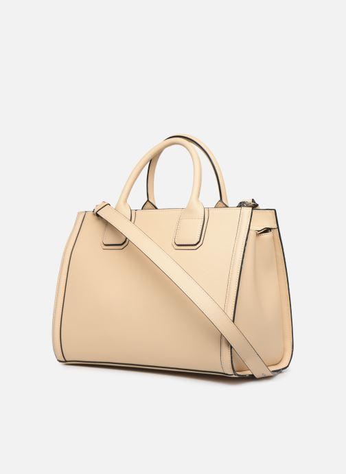 Handtassen Karl Lagerfeld k/klassik tote Roze rechts