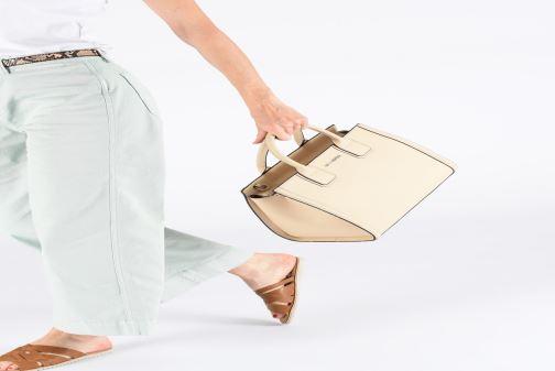 Handtassen Karl Lagerfeld k/klassik tote Roze onder