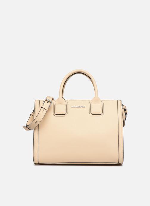 Handtassen Karl Lagerfeld k/klassik tote Roze detail