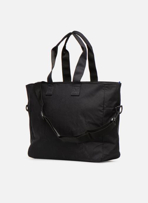 Handtassen Reebok CL FO Duffle Zwart rechts