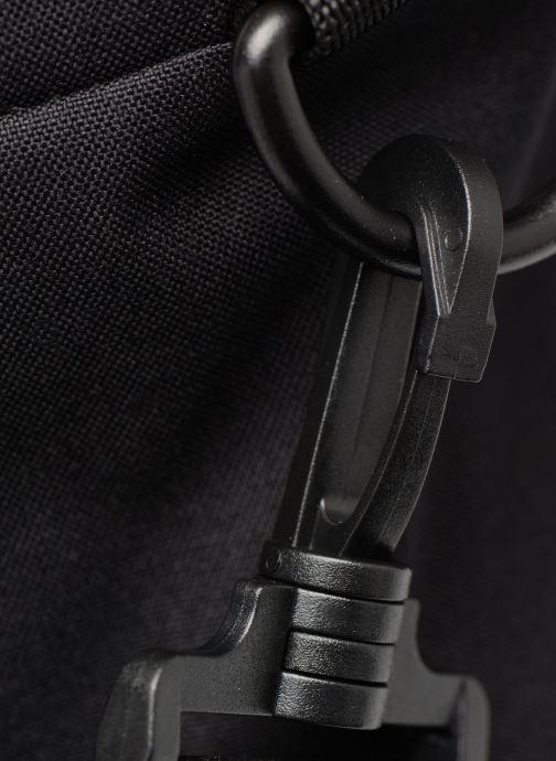 Bolsos de mano Reebok CL FO Duffle Negro vista lateral izquierda