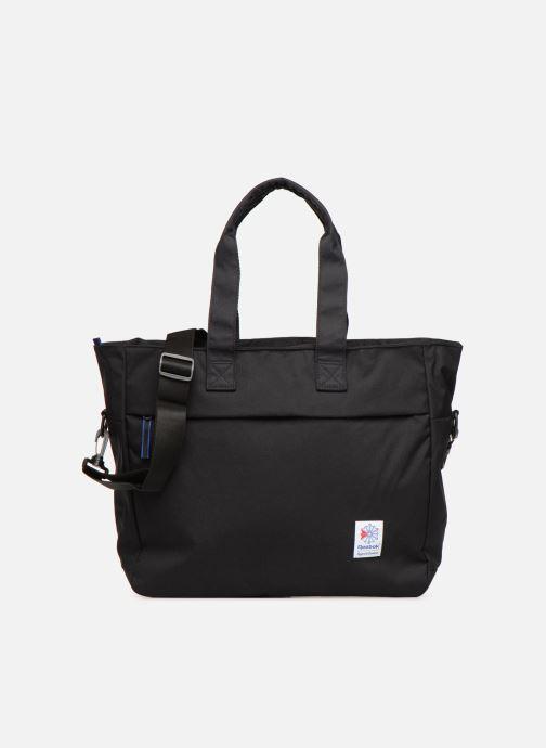 Handtassen Reebok CL FO Duffle Zwart detail