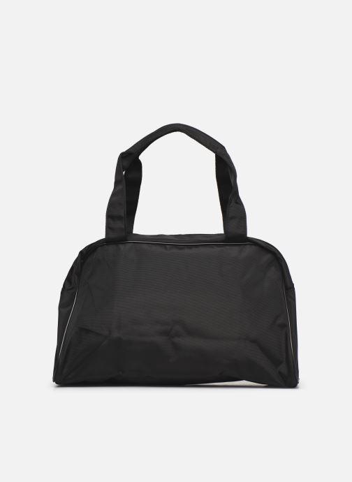 Sporttaschen Reebok CL FO Duffle schwarz ansicht von vorne