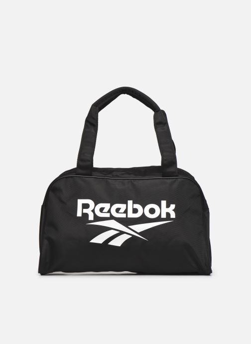 Sporttassen Reebok CL FO Duffle Zwart detail