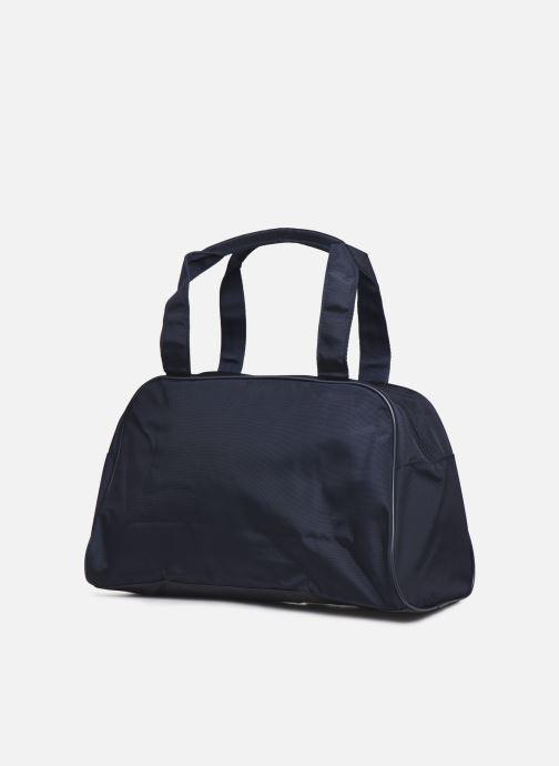 Sporttaschen Reebok CL FO Duffle schwarz ansicht von rechts