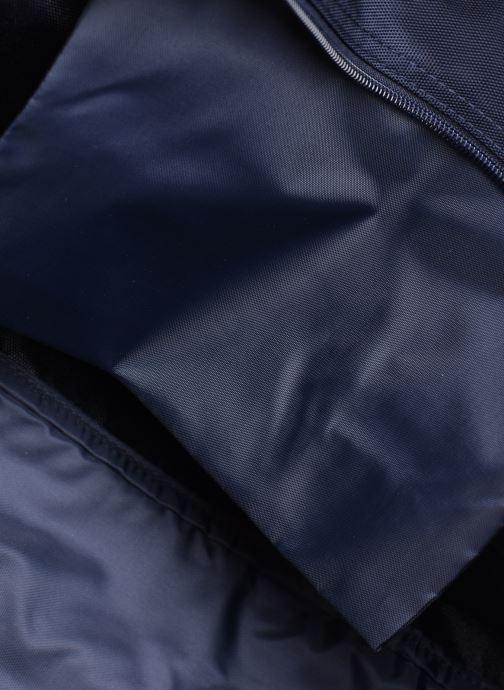 Bolsas de deporte Reebok CL FO Duffle Negro vistra trasera
