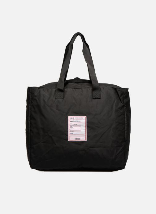 Handtassen Reebok CL tote Zwart voorkant