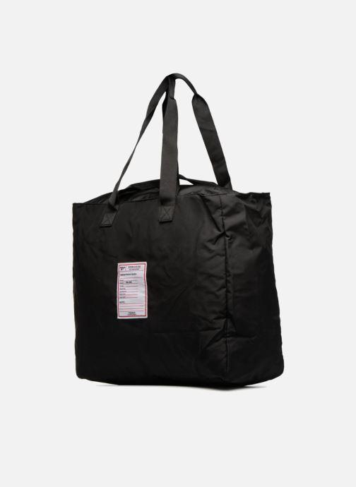 Handtassen Reebok CL tote Zwart rechts
