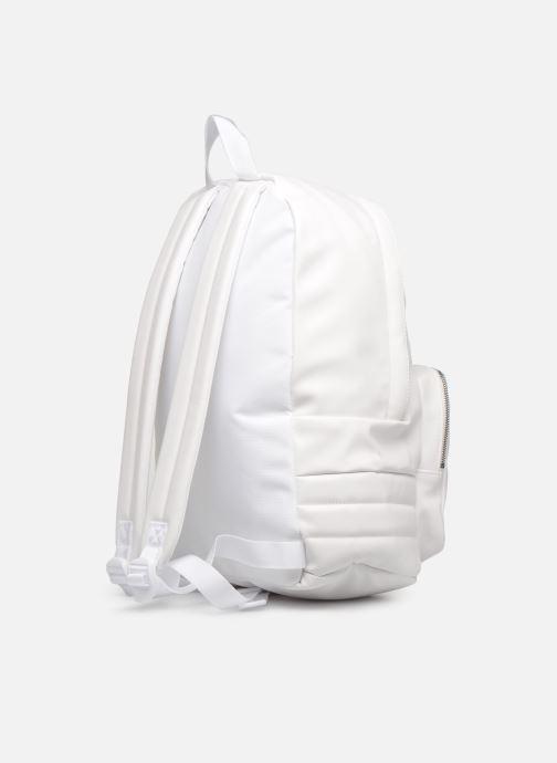 Sacs à dos Reebok CL Freestyle Backpack Blanc vue droite
