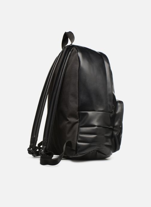 Mochilas Reebok CL Freestyle Backpack Negro vista lateral derecha