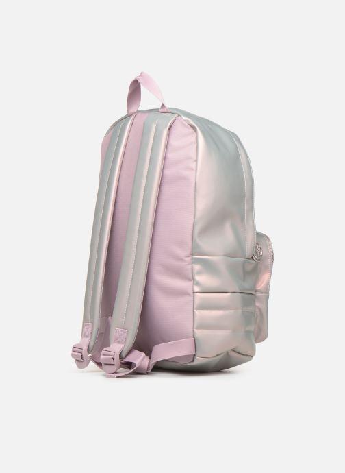 Mochilas Reebok CL Freestyle Backpack Plateado vista lateral derecha
