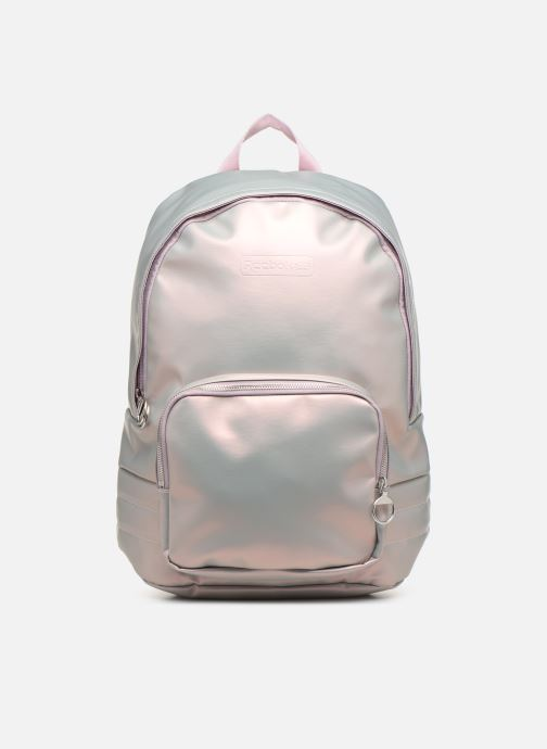 Mochilas Reebok CL Freestyle Backpack Plateado vista de detalle / par