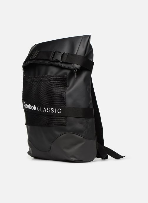 Ops Reebok Strap Zaini Cl Backpack Chez 350907 nero qqRW65dnXr