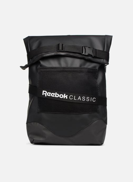 Rugzakken Reebok CL OPS Strap Backpack Zwart detail