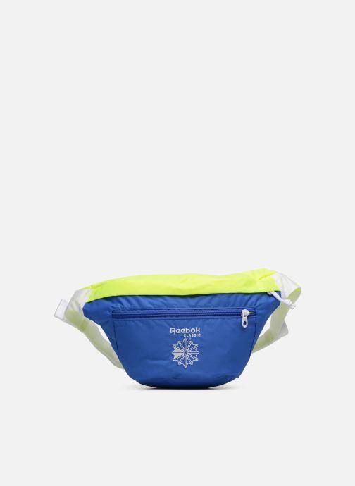 Marroquinería pequeña Reebok Cl Retro running waistbag Azul vista de detalle / par