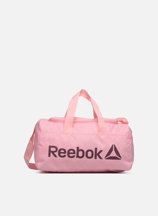 Bolsas de deporte Reebok ACT CORE S GRIP Rosa vista de detalle / par