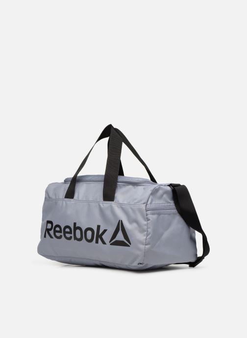 Sports bags Reebok ACT CORE S GRIP Grey model view