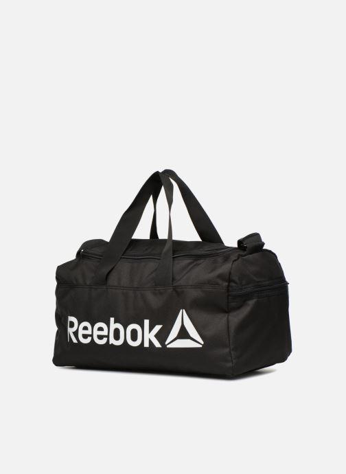 Sacs de sport Reebok ACT CORE S GRIP Noir vue portées chaussures