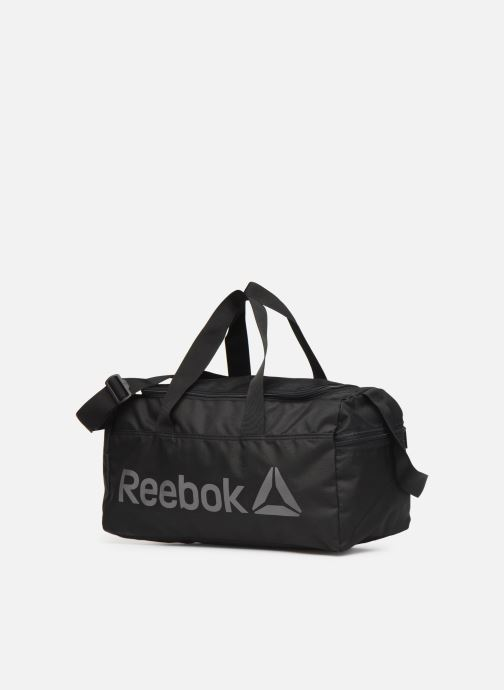 Sports bags Reebok ACT CORE S GRIP Black model view
