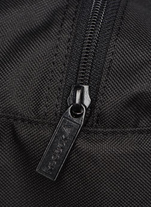 Sporttaschen Reebok ACT CORE S GRIP schwarz ansicht von links