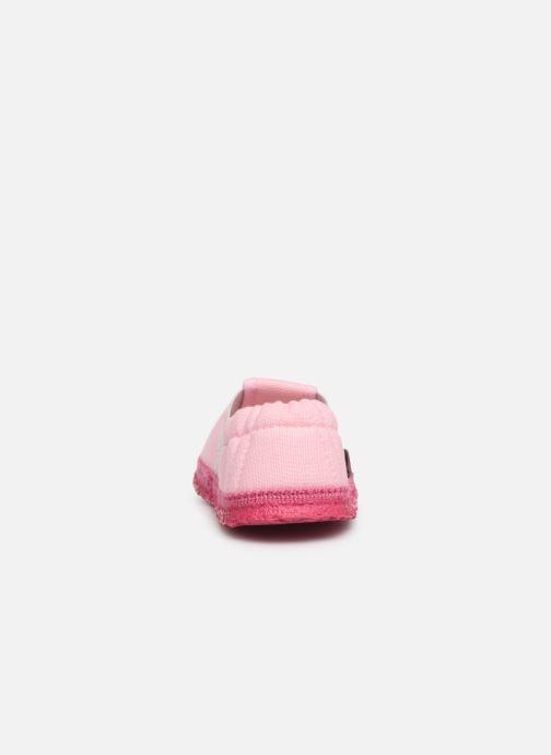 Pantoffels Giesswein Alkersum Roze rechts