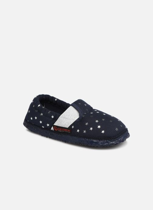 Slippers Giesswein Alfter Blue detailed view/ Pair view