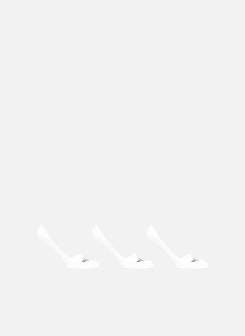 Chaussettes et collants adidas originals NO SHOW SOCK Lot de 3 Blanc vue détail/paire