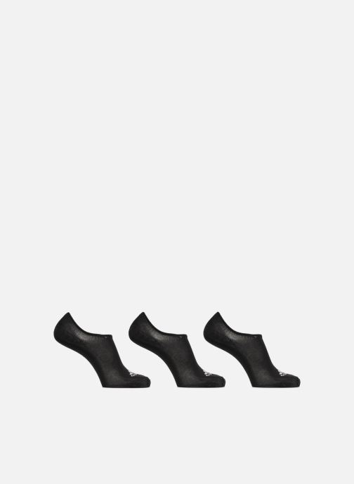Socks & tights adidas originals PER INVIZ T 3P Black detailed view/ Pair view
