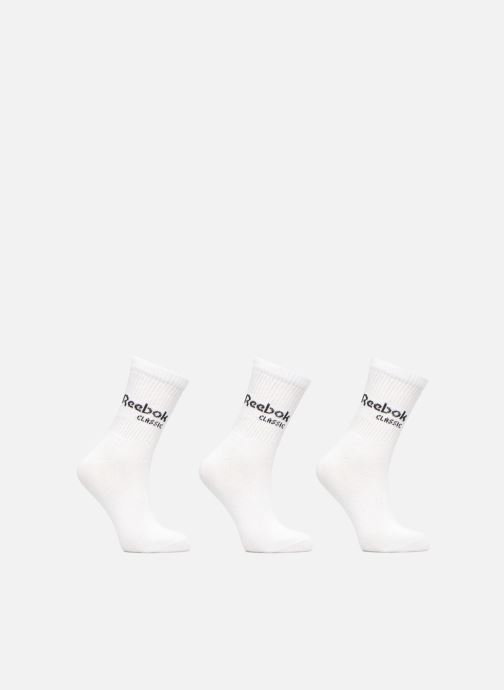 Chaussettes et collants Reebok CORE CREW SOCK 3P Blanc vue détail/paire
